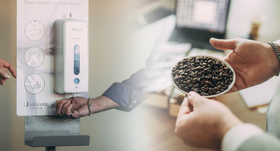 Gengenbach ist Ihr Experte für Kaffeekonzepte und Desinfektionsspender in Schwäbisch Hall