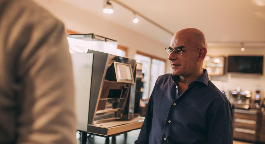 Kaffeevollautomaten leasen oder kaufen – Team Gengenbach berät Sie gerne