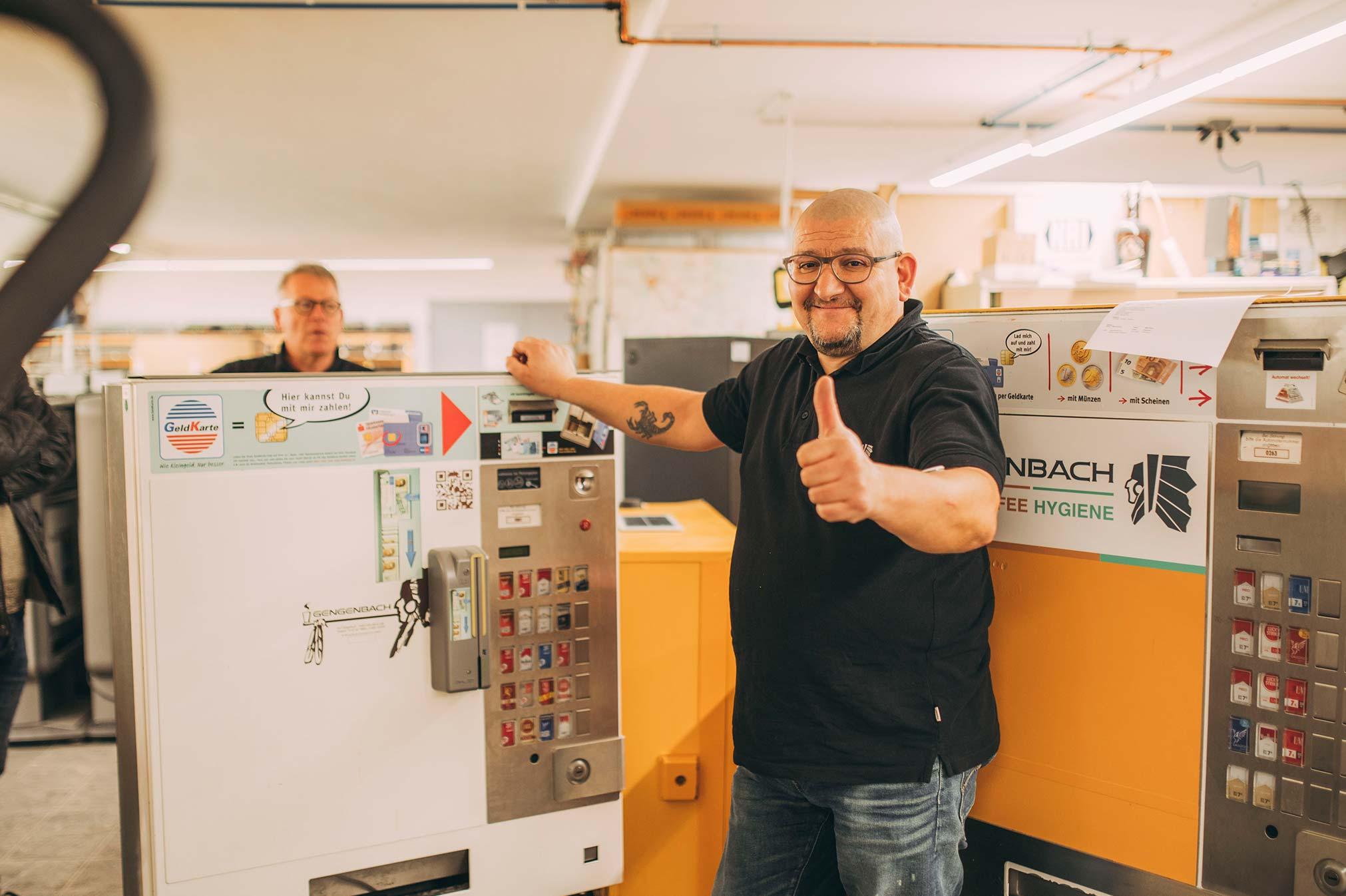 Unser Tabakwaren-Service in Schwäbisch Hall von Gengenbach
