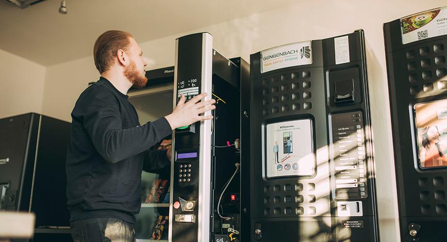 Gengenbach bietet Ihnen Full-Service bei der Verpflegung von Snackautomaten in Schwäbisch Hall