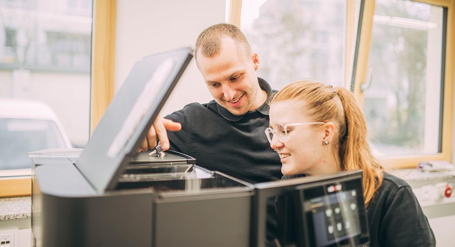 Kaffeevollautomaten leasen oder kaufen in Schwäbisch Hall mit Frischmilch oder Pulver